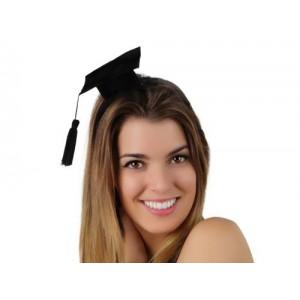 come acquistare dettagliare grande vendita Cerchietto cappello laurea - LA LUNA DI CARTA di Cassani Giulia